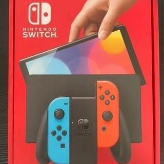お取引中【新品】Nintendo Switch ネオンブ…