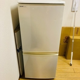 SHARP製冷蔵庫