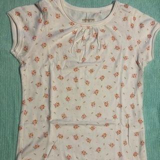 ガールズ120半袖Tシャツ2枚組