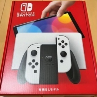 Nintendo Switch 有機EL 本体 ホワイト
