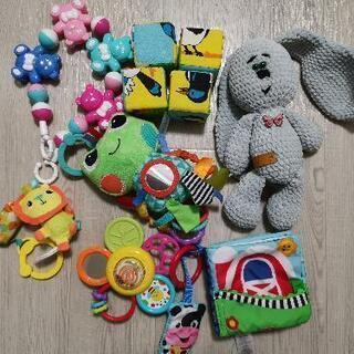 6-24ヶ月の赤ちゃんのおもちゃ色々