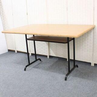 ウニコ FUNEAT ファニートダイニングテーブル 幅12…