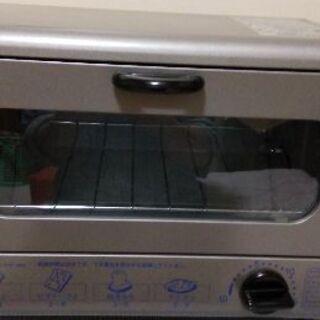 トースター数回使用しました。