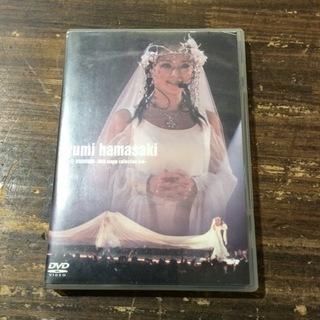 中古品 浜崎あゆみ DVD A museum ポスター付き