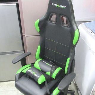 美品 ゲーミングチェア GTRACING オフィスチェア 椅子 ...