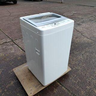 アクア 全自動洗濯機 AQW-G50FJ-W『良品中古』2…