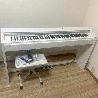 CASIO Privia PX-770WE 電子ピアノ 2017...