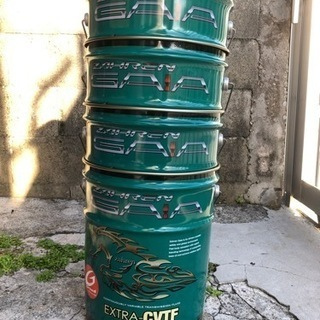 4缶 蓋なし ペール缶