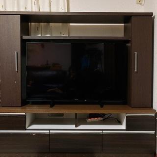 大型テレビ台