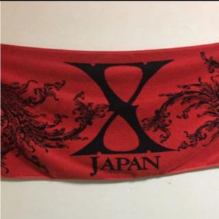 X JAPANの名古屋ガイシホールLiveタオル
