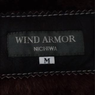 WIND ARMOR 革ジャン メンズ
