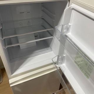 AQUA ノンフロン冷凍冷蔵庫 AQR-16F W