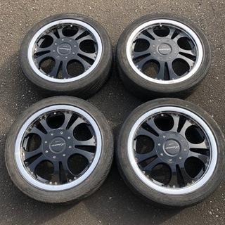 アルミホイール タイヤ 15インチ アストロマックス 4本