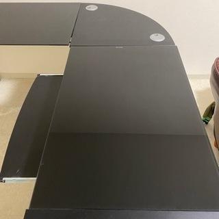 L字パソコンデスク