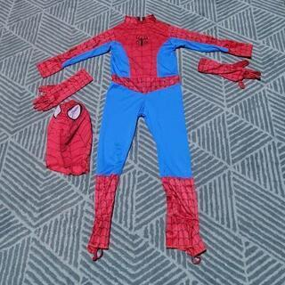 ハロウィンコスプレ スパイダーマン 130cm