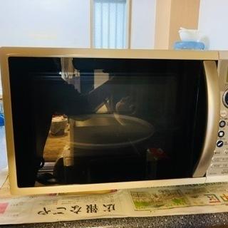【相談中】SHARP製 電子レンジ 0円