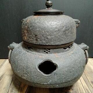 茶釜 茶道 鉄瓶