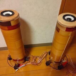 自作絨毯スピーカー、ソフトエンクロージャースピーカー
