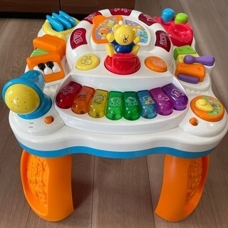 【取引中】知育玩具 トイザらス ベビー おもちゃ 音がなる 楽器