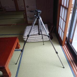 三脚 カメラ、ビデオカメラ等に