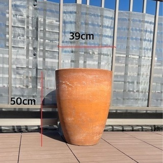テラコッタ の鉢 ¥2000