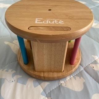エデュテ 木のおもちゃ 知育玩具
