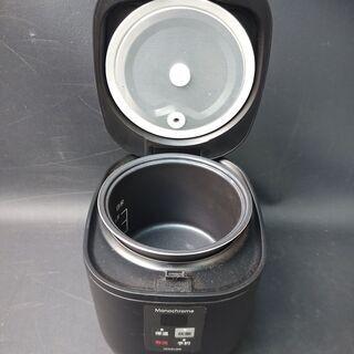 【通電OK】小型炊飯器 小泉成器株式会社 炊飯量0.27L…