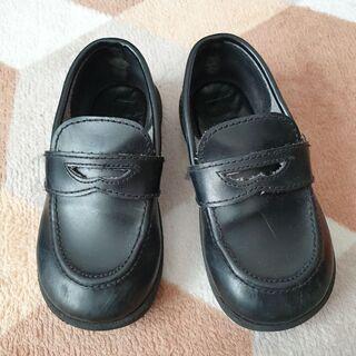定価 3,225円  [アキレス] キッズ 16cm 革靴…