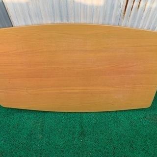 木製テーブル、天板