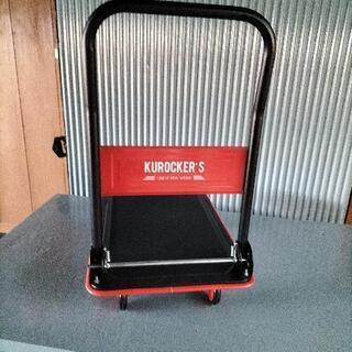 KUROCKER'S 静音型スチール台車 150kg ②