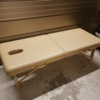 ○美品○TAKADA BED 折り畳みマッサージベッド  …