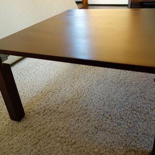 折りたたみテーブル(座卓)