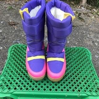 防寒靴 24cm