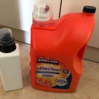 【大容量】コストコの洗剤 KIRKLAND
