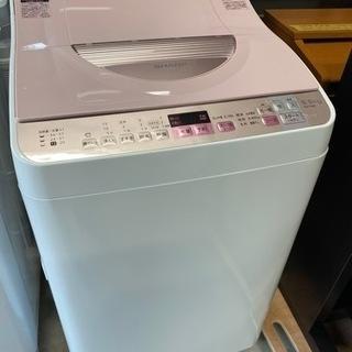 お薦め品‼️激安‼️分解洗浄クリーニング済み‼️シャープ洗…