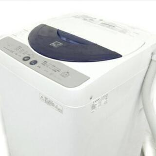 【一人暮らしの方におすすめ】SHARP洗濯機 4.5キロ