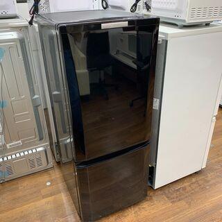 MITSUBISHI 2ドア冷蔵庫 2015年製