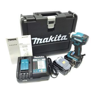 ■makita/マキタ インパクトドライバー TD172D…