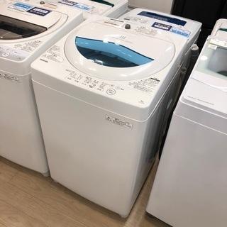 *TOSHIBA 簡易乾燥機能付洗濯機 2017年製