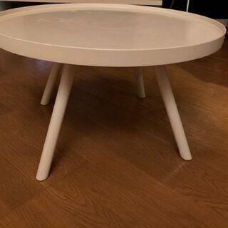 テーブルあげます。