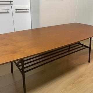 長い机(ローテーブル)?