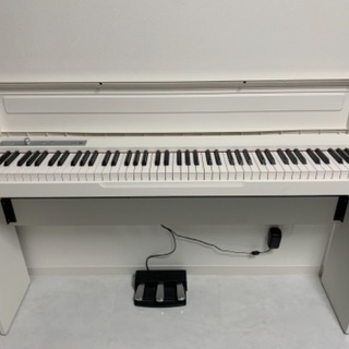 KORG コルグ 電子ピアノ LP180 88鍵 ホワイト