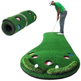 ゴルフ パター練習用マット