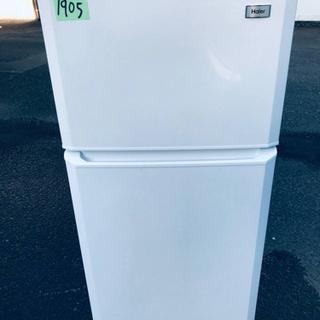 1905番 Haier✨冷凍冷蔵庫✨JR-N106H‼️