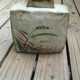 九谷焼 花瓶