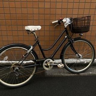 変速付き自転車