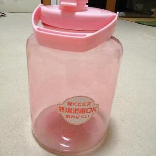 カラー果実酒びん プラスチック