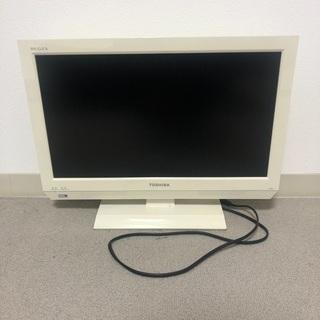 TOSHIBA REGZA 19インチ 液晶テレビ