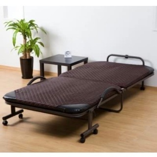 折りたたみベッド シングル 組み立て不要