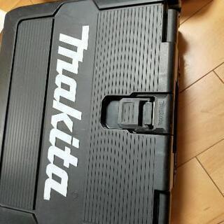 マキタ 18vインパクトドライバーセット